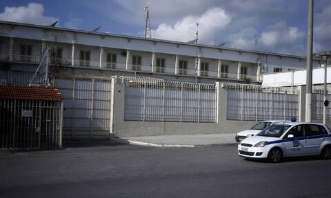Κορονοϊός: Αρνητικά 198 δείγματα στις φυλακές Κορυδαλλού