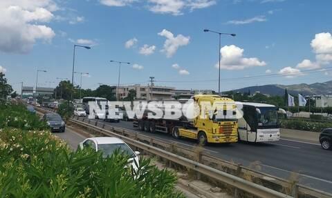 Κίνηση ΤΩΡΑ: «Κόλαση» στην Αθήνα - Ποιους δρόμους να αποφύγετε