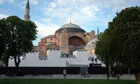 Αγία Σοφία: Ελληνική πρωτοβουλία για την ενημέρωση των μελών της UNESCO