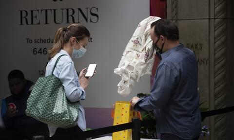 ΗΠΑ: Σε υψηλά επίπεδα παραμένει ο αριθμός των αιτήσεων για επίδομα ανεργίας