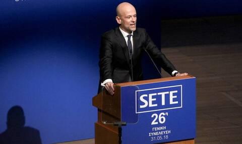 ΣΕΤΕ: Νέο Διοικητικό Συμβούλιο – Πρόεδρος ξανά ο Γιάννης Ρέτσος