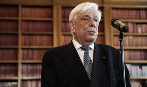 Παυλόπουλος: Να συμπράξει ευθέως η ΕΕ σε οριοθέτηση ευρωπαϊκής ΑΟΖ