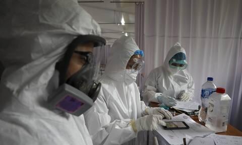 Κορονοϊός: Τουλάχιστον 483.872 οι νεκροί από την πανδημία σε όλον τον κόσμο