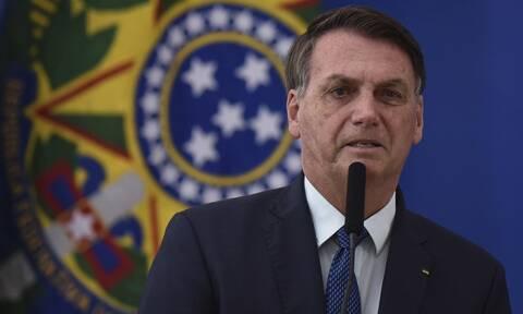 Βραζιλία: Ο Μπολσονάρου δηλώνει πως μπορεί να είχε προσβληθεί από τον κορονοϊό