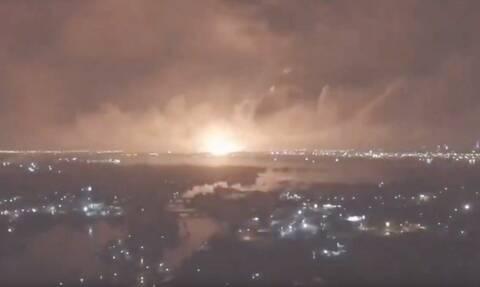 Ιράν: Μεγάλη έκρηξη σε αγωγό φυσικού αερίου κοντά στην Τεχεράνη