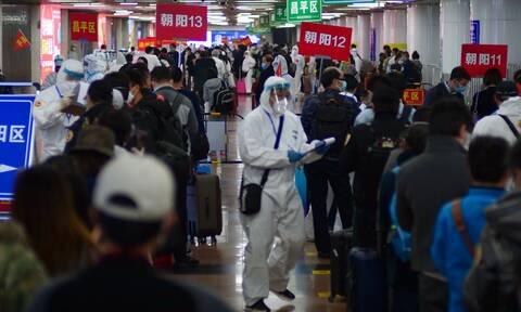 Κορονοϊός στην Κίνα: 13 νέα κρούσματα μόλυνσης - Τα 11 στο Πεκίνο