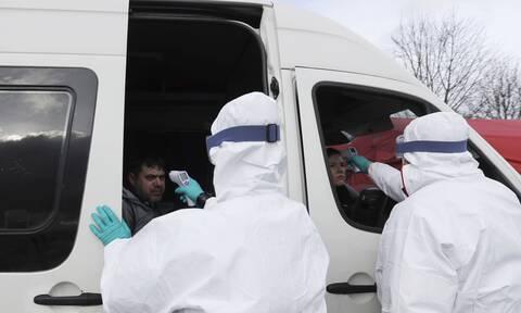 Κορονοϊός - Γερμανία: Σχεδόν 10.000 οι νεκροί – 477 κρούσματα σε 24 ώρες