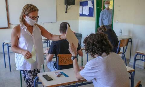 Πανελλήνιες 2020: Οι απαντήσεις σε Χημεία, Οικονομία και ΑΟΘ
