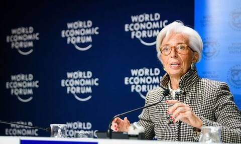 Λαγκάρντ: Τα χειρότερα της οικονομικής κρίσης μάλλον έχουν περάσει