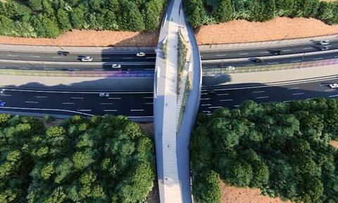 Thessaloniki FlyOver: Έτσι θα είναι η μεγαλύτερη αιωρούμενη οδός στην Ελλάδα