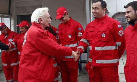 ΕΕΣ: Συνάντηση Αυγερινού - Φαρμάκη για την έναρξη συνεργασίας με την Περιφέρεια Δυτικής Ελλάδας