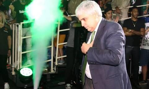 Παπαδόπουλος: «Η ψυχή μου είναι και θα παραμείνει πράσινη»