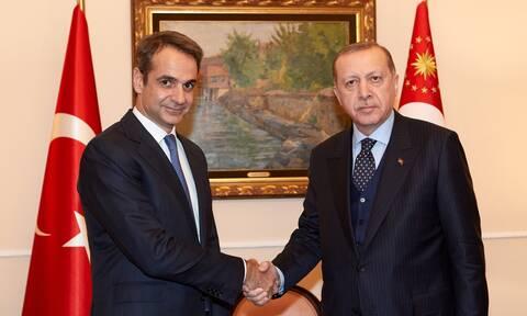 Επικοινωνία Μητσοτάκη - Ερντογάν: Το παρασκήνιο και τα μηνύματα της Αθήνας