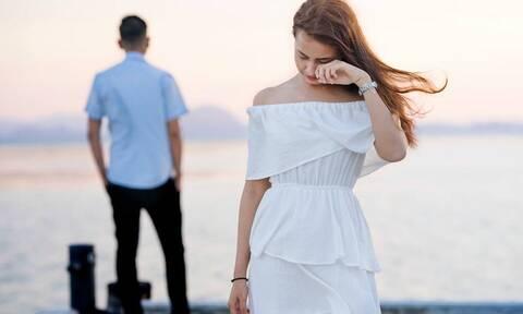 Ποιοι αντιμετωπίζουν καλύτερα τον χωρισμό: Άντρες ή γυναίκες;