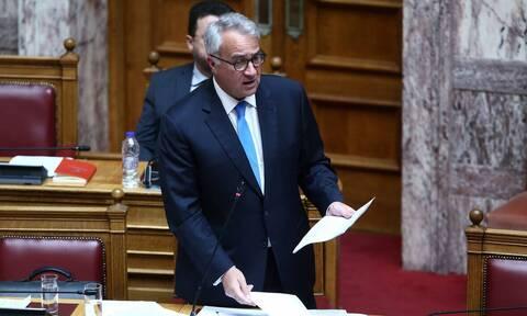 Βορίδης: «Ο ΣΥΡΙΖΑ έφτιαξε παρακράτος για εξόντωση πολιτικών αντιπάλων»