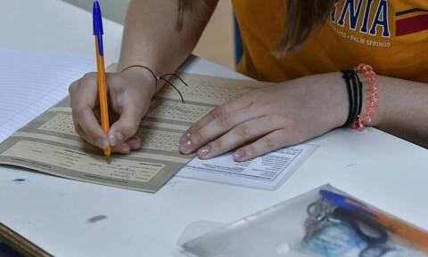 Πανελλήνιες 2020 - ΕΠΑΛ: Τα θέματα που «έπεσαν» σήμερα στους υποψηφίους