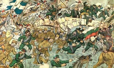 Σαν σήμερα το 1913 οι Έλληνες απελευθερώνουν το Σιδηρόκαστρο