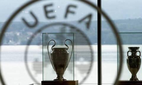 UEFA: Τι λέει για τις κληρώσεις Champions και Europa League στην Αθήνα