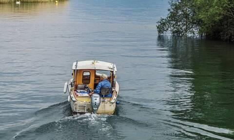 Άφωνος έμεινε ψαράς - Δείτε το «τέρας» που έπιασε (photos)