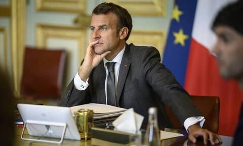 Ο Γάλλος πρόεδρος Εμανουέλ Μακρόν δήλωσε ότι σύντομα θα επισκεφτεί τη Μόσχα