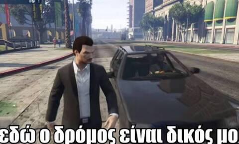ΕΠΙΚΟ βίντεο: Έφτιαξαν Grand Theft Auto με περιγραφή στα... Κρητικά!