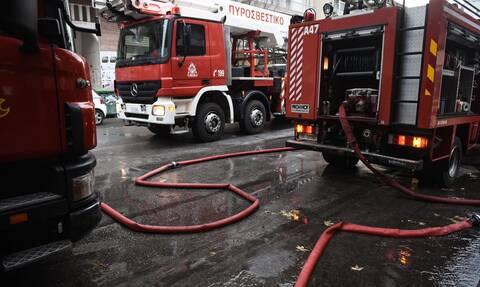 Συναγερμός για φωτιά στον Άλιμο: Εκκενώθηκε πολυκατοικία