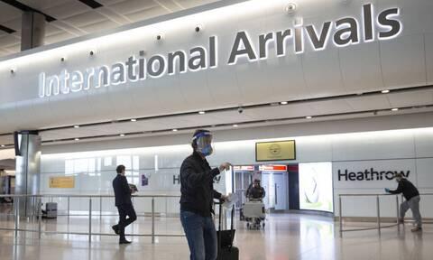 Κορονοϊός - Βρετανία: Εντός των ημερών η ανακοίνωση για τις «αερογέφυρες»