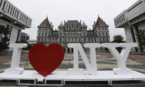 «I love NY»: Πέθανε ο διάσημος γραφίστας Μίλτον Γκλέιζερ