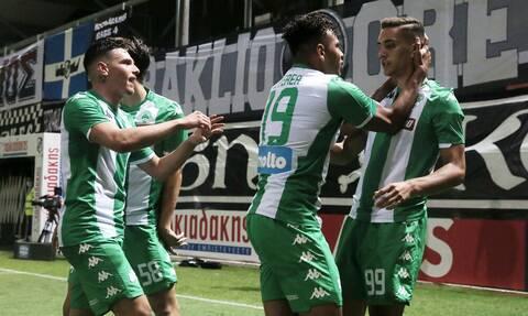 Ο Καραντώνης είδε... χέρι και «υπέγραψε» το 0-0 για ΟΦΗ και Παναθηναϊκό