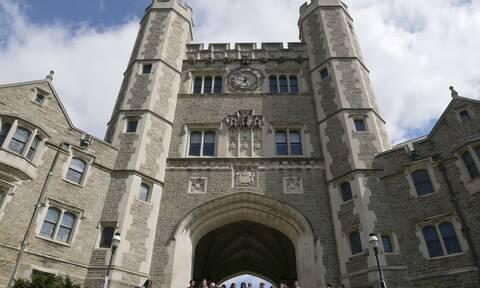 Πανεπιστήμιο Πρίνστον: Αποσύρει το όνομα του προέδρου Ουίλσον σε μία από τις σχολές του