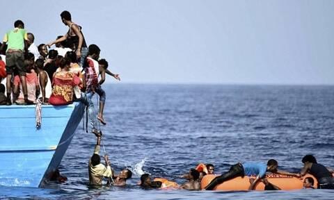 Λιβύη: Έξι μετανάστες πνίγηκαν, 93 διασώθηκαν