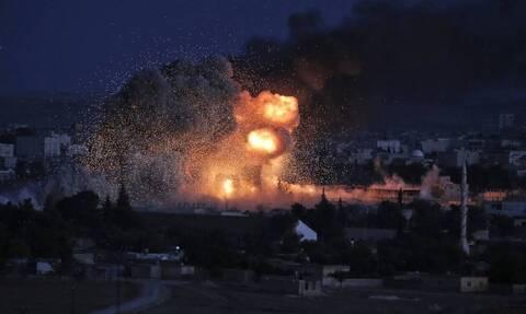 Συρία: Έξι μαχητές σκοτώθηκαν σε αεροπορικές επιδρομές