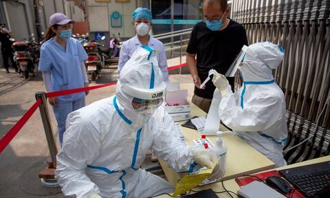 Κορονοϊός - Κίνα: 17 νέα κρούσματα μόλυνσης - Τα 14 στο Πεκίνο