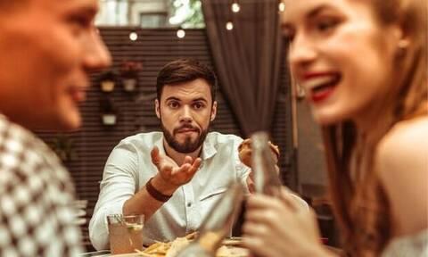 Πώς θα αντιδράσει ο σύντροφός σου αν σε φλερτάρει κάποιος άλλος;