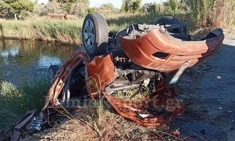 Θρήνος: Σκοτώθηκε 23χρονος σε φοβερό τροχαίο - Συγκλονιστικές εικόνες