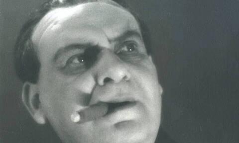 Σαν σήμερα το 1951 έφυγε από τη ζωή ο κορυφαίος ηθοποιός Αιμίλιος Βεάκης