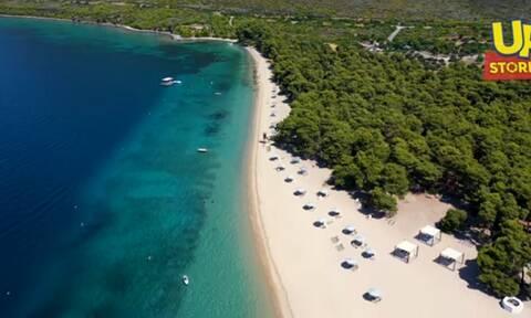 Οι ομορφότερες παραλίες στην Βόρεια Εύβοια είναι αυτές! (vid)