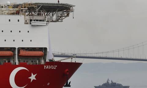 Προκλήσεων συνέχεια από την Τουρκία: Κάνουμε γεωτρήσεις στα όρια της «Γαλάζιας Πατρίδας»