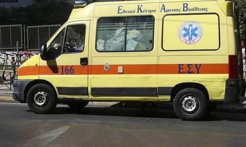Λάρισα: Στο νοσοκομείο τρίχρονο αγοράκι που κατάπιε χλωρίνη