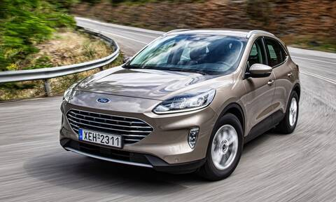 Video - δοκιμή: Ford Kuga 1.5 EcoBlue (120 PS)