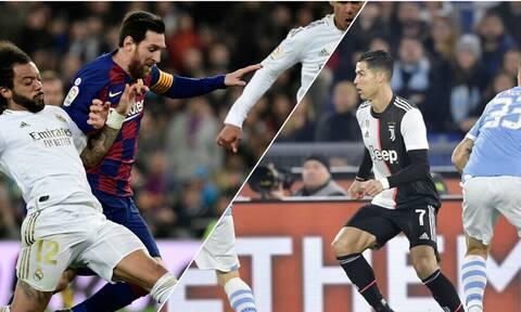 «Φωτιά» για την κούπα στην La Liga, «κυνηγάει» την Γιουβέντους η Λάτσιο στην Serie A (photos)