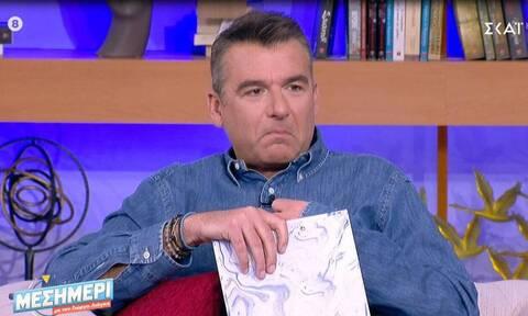 Γιώργος Λιάγκας: Μένει εκτός τηλεοπτικού «αέρα» τη νέα χρονιά!