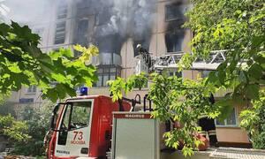 В жилом доме на северо-востоке Москвы произошел взрыв