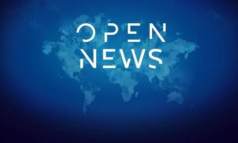 OPEN NEWS: Οι ειδήσεις είναι στις 19:00