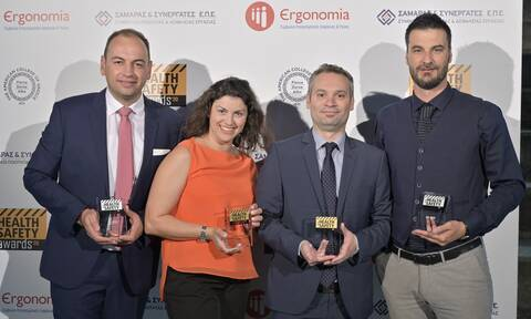 Η Enel Green Power κέρδισε 4 βραβεία στο διαγωνισμό «Health & Safety Awards»