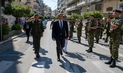 Παναγιωτόπουλος και Φλώρος στις εκδηλώσεις απελευθέρωσης της Καβάλας