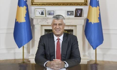 Κόσοβο: Ο Θάτσι θα παραιτηθεί εάν του απαγγελθούν κατηγορίες για εγκλήματα πολέμου