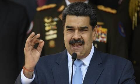 Ο Μαδούρο έδωσε 72 ώρες προθεσμία για να φύγει από τη Βενεζουέλα η πρέσβειρα της ΕΕ