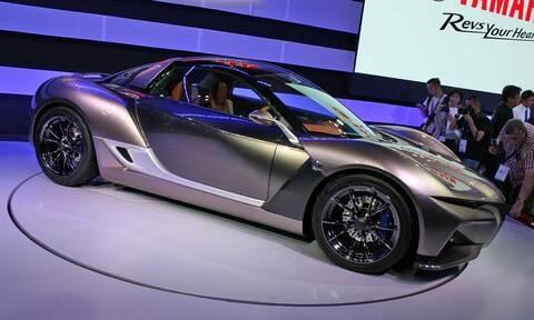 Αν η Yamaha παρουσίαζε ένα αυτοκίνητο θα ήταν αυτό