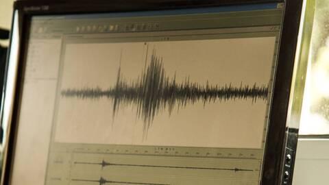Σεισμός ανοιχτά της Κάσου – Έντονη μετασεισμική δραστηριότητα